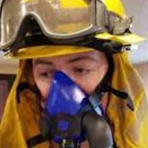 Wildland Fire Respirator